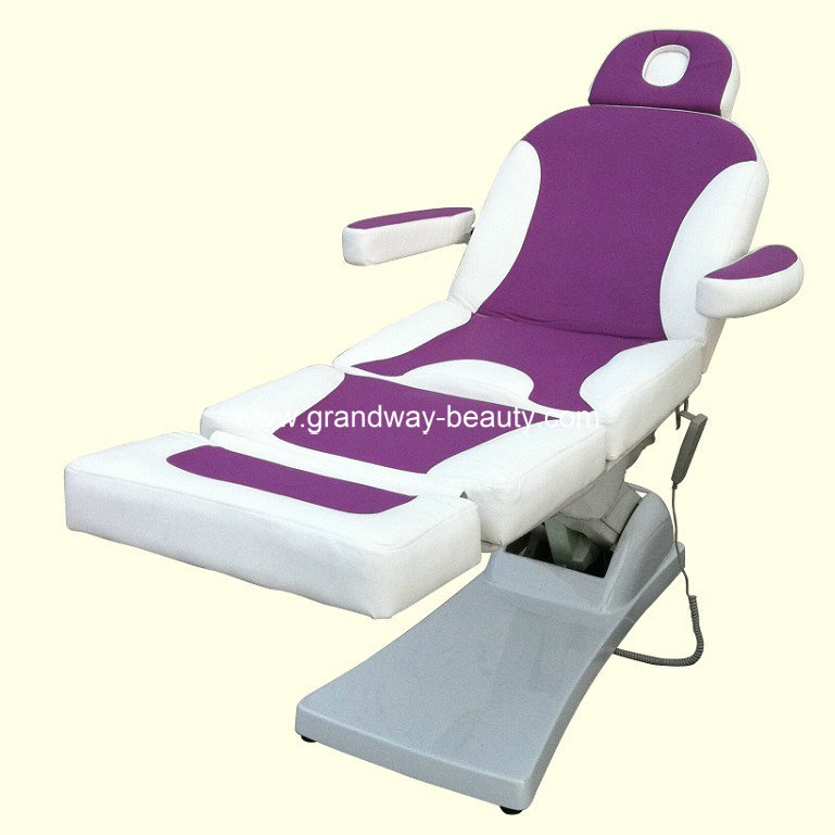 Beauty Salon Electric good Facial Bed wholesale