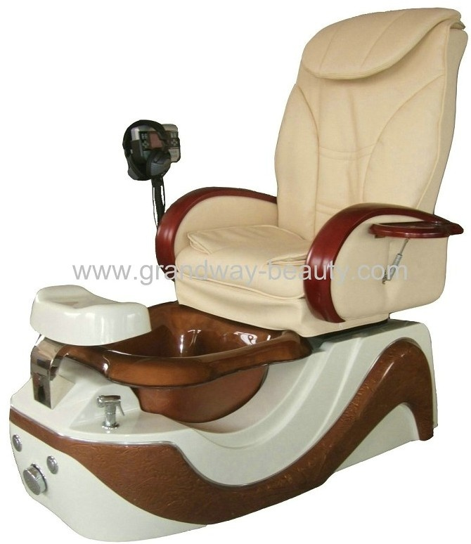 2013 hot sale electrical pedicure spa chair, foot spa massage chair