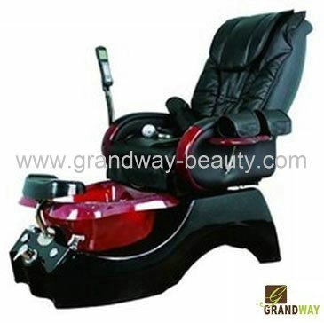 Multifunctional salon massage chair with arm