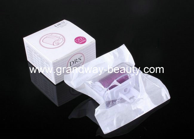 Newest 1200 Needle  factory directly wholesale derma roller microneedle system
