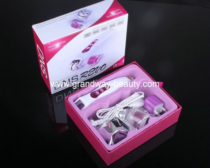 New DNS BIO Electric Ion Nano Repair Microneedles BIO Derma Roller