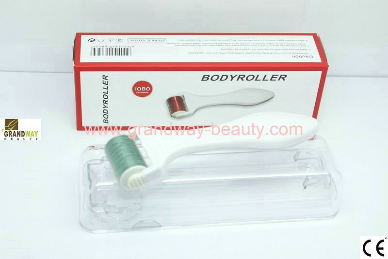 Body Skin Roller Micro-Needle for Removing Wrinkles