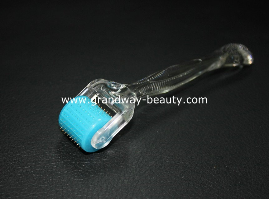 Transparent Handle Derma Roller Roller