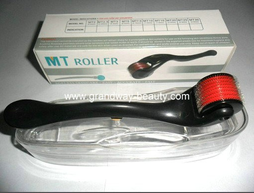 high quality derma roller with 540 needles