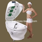 far infrared herbal steam lying model Spa capsule