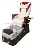 Salon nail table  for manicure and pedicure sap chair