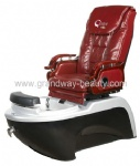 Classic salon spa massage chair and pedicure spa chair
