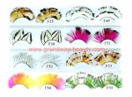 Feather Eyelashes False Eyelashes Wholesale