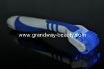 LED Derma Roller with Titanium Needle and 4 Colors LED gene biology light